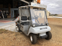 ad listing Golf buggy for sale thumbnail