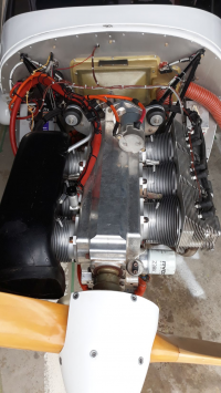 ad listing Jabiru Engine,  just been overhauled, 740hrs approx. thumbnail